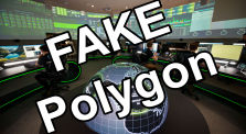 Cyber Polygon o… FAKE Polygon by Mundo Desconocido