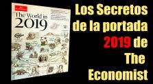 """Los Secretos de la Portada"""" The Economist"""" 2019 by Mundo Desconocido"""